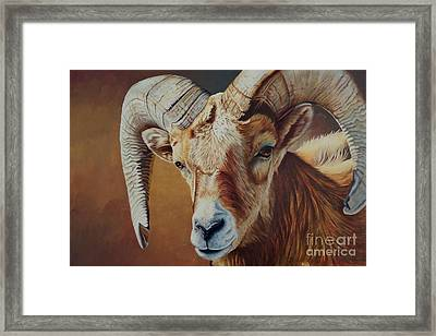 Big Metal Framed Print