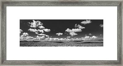 Big Framed Print by Peter Tellone