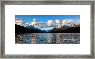 Big Sky Framed Print by Aaron Aldrich