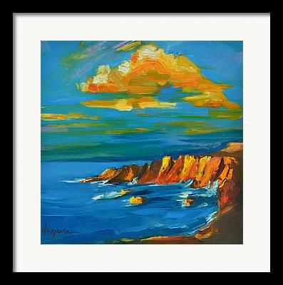 Fine Art Of Big Sur Gallery Framed Prints