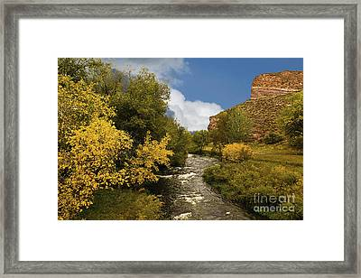 Big Thompson River 2 Framed Print by Jon Burch Photography