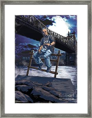 Big Twins - Tg1 Framed Print