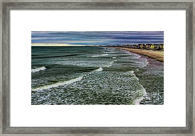 Big Water Framed Print by Dave Bosse