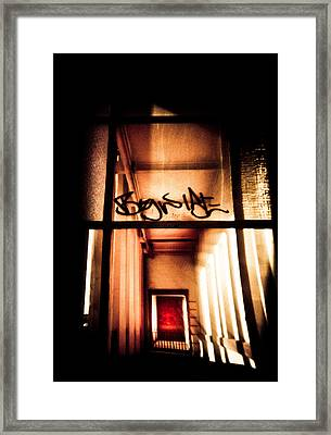 Bigwise Framed Print