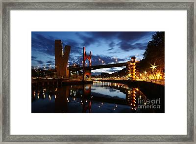 Bilbao 1 Framed Print