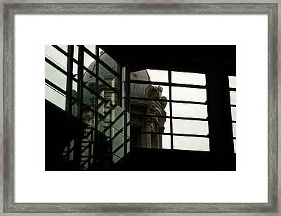 Alhondiga Bilbao Framed Print by Pablo Lopez