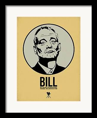 Bill Murray Framed Prints