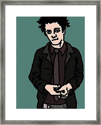 Billie Joe Armstrong Framed Print