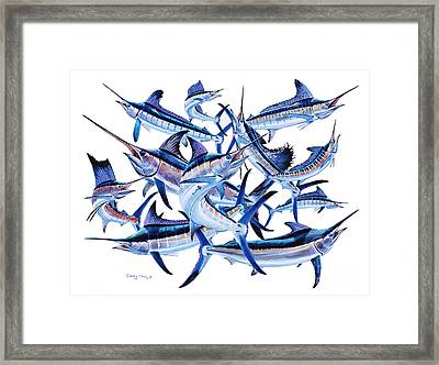 Bills Off0044 Framed Print by Carey Chen