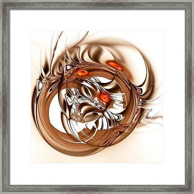 Binding Framed Print