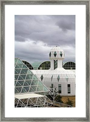 Biosphere 2 Framed Print by Jim West