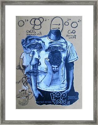 Bipolar Framed Print by James Huntley