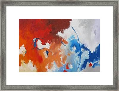Bipolar Framed Print