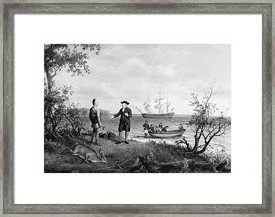 Birch William Penn, C1850 Framed Print