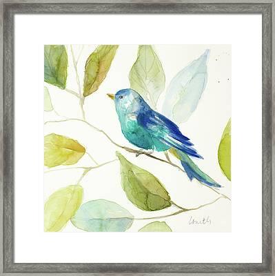 Bird In A Tree I Framed Print
