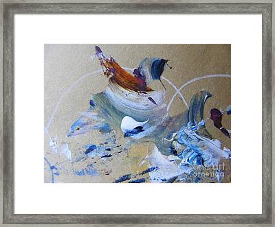 Bird Song Framed Print