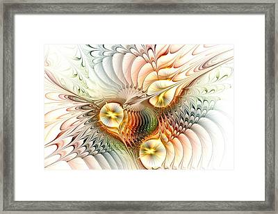 Birds Framed Print by Anastasiya Malakhova