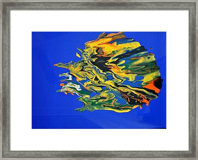 Birds N Flight Framed Print by Brenda Chapman