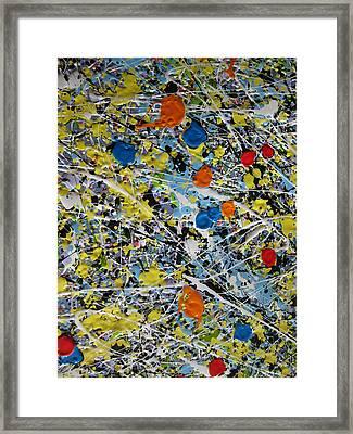 Bird's Nest Framed Print