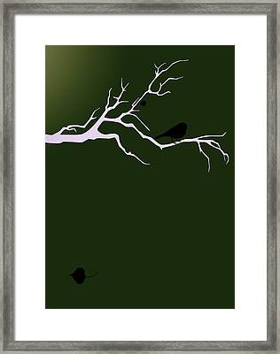 Hallows Eve Framed Print by Chastity Hoff