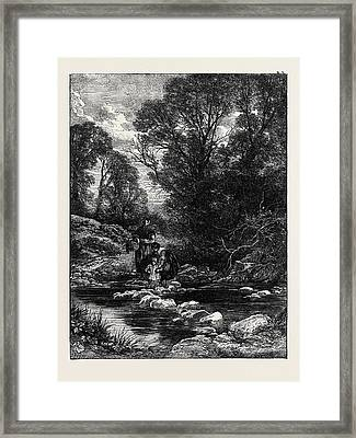 Birkett Fosters Pictures Of English Landscape Framed Print by English School