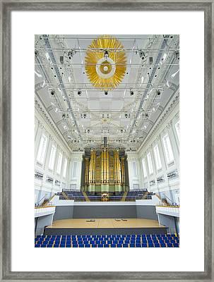 Birmingham Town Hall Framed Print