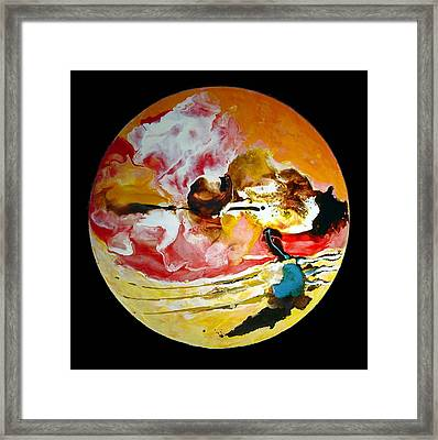 Birth Of Spring No 4 Framed Print