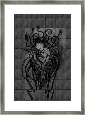 Birth Framed Print by Rodrigo Vieira