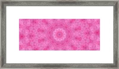 Birthing Mandala 20 Framed Print
