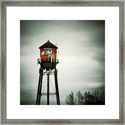 Birthplace Novi Special Framed Print by Natasha Marco
