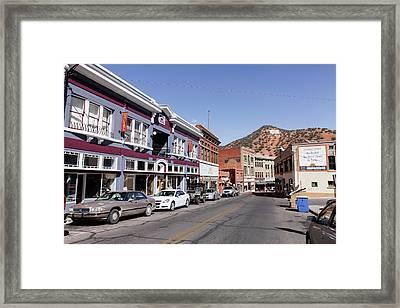 Bisbee, Arizona, United States Framed Print