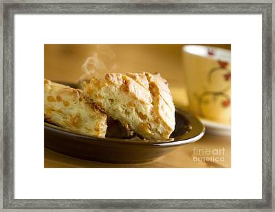 Biscuits Framed Print by Blink Images