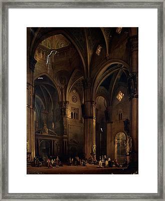 Bisi Luigi, Interior Framed Print