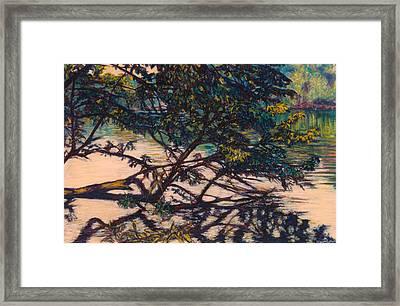 Bisset Park Original Framed Print by Kendall Kessler