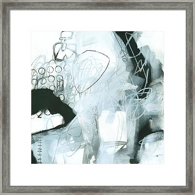 Black And White #1 Framed Print