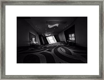 Black And White Dream Framed Print