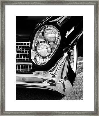 Quite Continental Palm Springs Framed Print