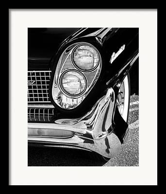 Car Auction Framed Prints