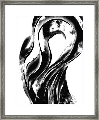 Black Magic 306 By Sharon Cummings Framed Print by Sharon Cummings