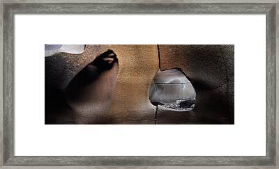 Black Magic Canyon 2b Framed Print by Leland D Howard
