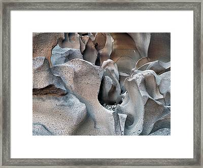 Black Magic Canyon 4b Framed Print by Leland D Howard