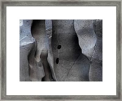 Black Magic Canyon 6b Framed Print by Leland D Howard