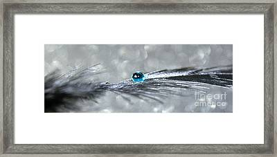 Black Magic II Framed Print by Krissy Katsimbras