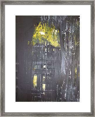 Jungle House Framed Print