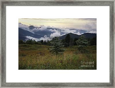 Black Mountains 2 Framed Print