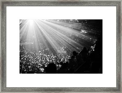 Black Sabbath #9 Framed Print by Ben Upham III