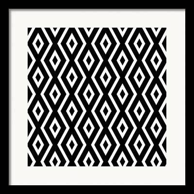 Motif Mixed Media Framed Prints