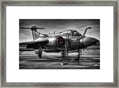 Blackburn Buccaneer Framed Print by Jason Green