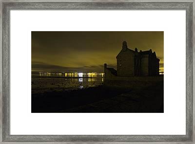 Blackness Castle Framed Print