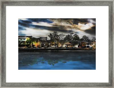 Blackwater River Framed Print